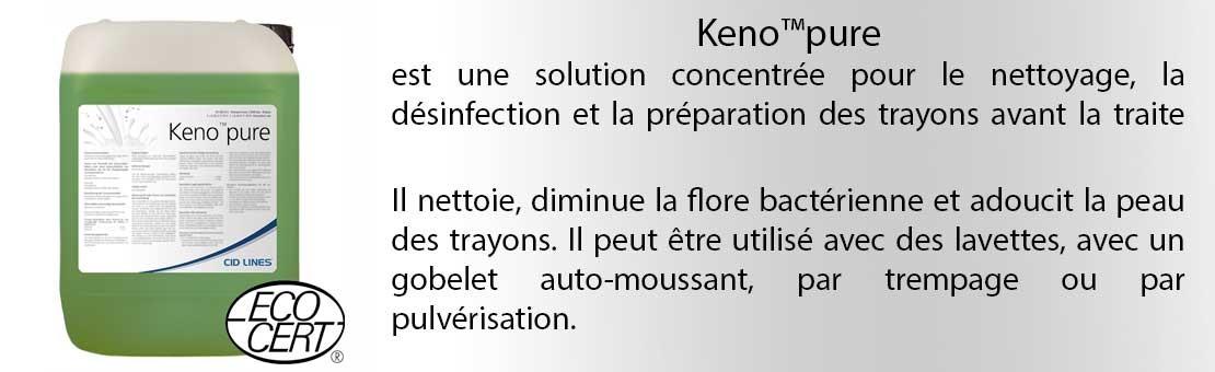 Keno Pure